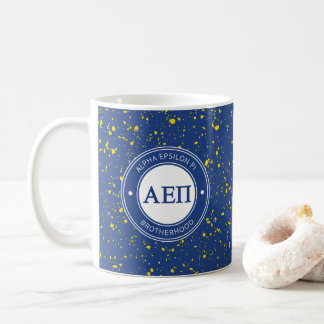 Alpha Abzeichen Epsilon-PUs   Kaffeetasse