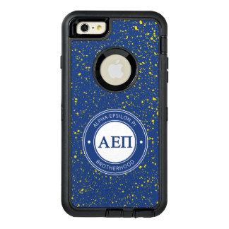 Alpha Abzeichen Epsilon-PUs   OtterBox iPhone 6/6s Plus Hülle
