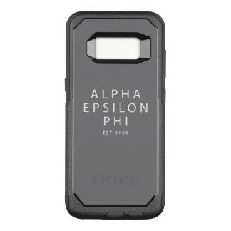 Alpha Epsilonphi | Est. 1909 OtterBox Commuter Samsung Galaxy S8 Hülle