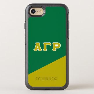 Alpha Grieche-Buchstaben Gammarho-| OtterBox Symmetry iPhone 8/7 Hülle
