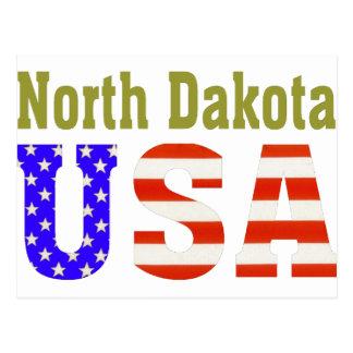 Alpha North Dakota USA Aashen Postkarte