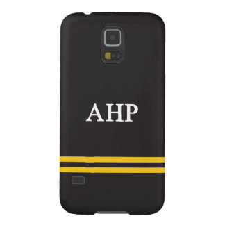 Alpha Sport-Streifen Eta Rho-| Samsung S5 Hülle