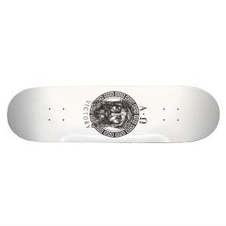 Alpha u. Omega-Skateboard 20,6 Cm Skateboard Deck