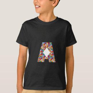 ALPHAalphabet-JUWELEN EEE DDDCCC BBB AAA T-Shirt