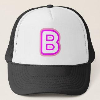 Alphabet ALPHAB BBB Truckerkappe