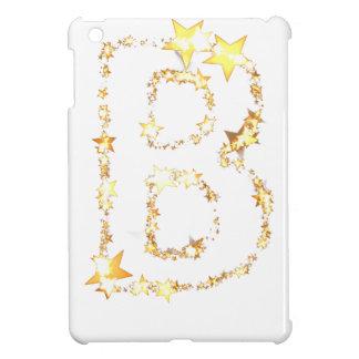 Alphabet b iPad mini hülle