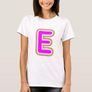 ALPHABET EEE ALPHAE T-Shirt