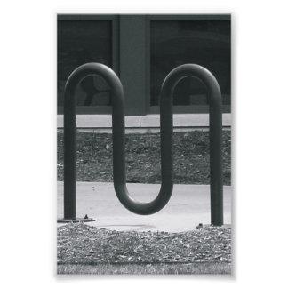 Alphabet-Fotografie M1 Schwarzweiss-4x6 Fotografien