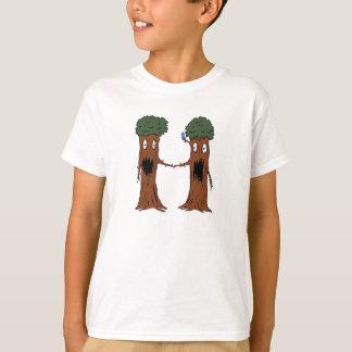 Alphabet-Geschöpf H T-Shirt