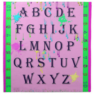 alphabet.jpg stoffserviette