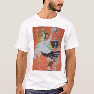 Alphabet und Plakate von UDSSR T-Shirt
