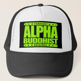 ALPHAbuddhist - Güte ist nicht die Schwäche, Limon Truckerkappe