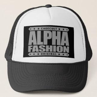 ALPHAmode - das Gewinnen ist meine zweite Haut, Truckerkappe