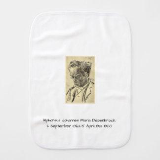Alphons Johannes Maria Diepenbrock 1900 Spucktuch