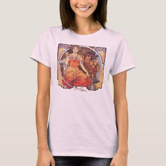 Alphonse Mucha - Weltausstellung St. Louis 1904 T-Shirt