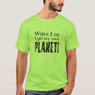 Als ich… die T-Shirt
