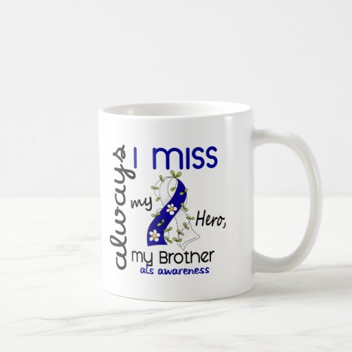 ALS immer ich Fräulein My Brother 3 Tasse
