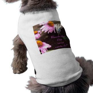 Als Rosa gerade eine Farbe… war Shirt