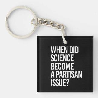 Als Wissenschaft tat, werden ein Schlüsselanhänger