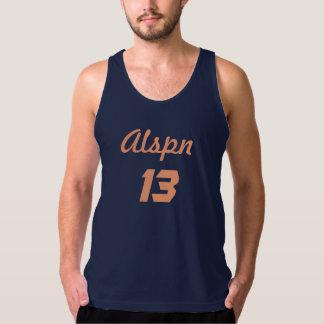 ALSPN BASKETBALL JERSEY TANK TOP