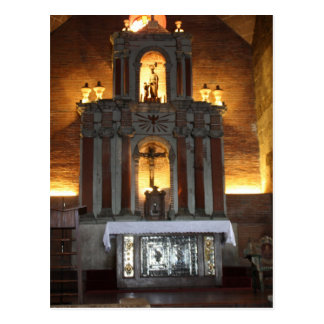 Altar von St Joseph, Las Piñas Stadt Postkarte