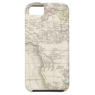 Alte Afrika-Karte iPhone 5 Hüllen