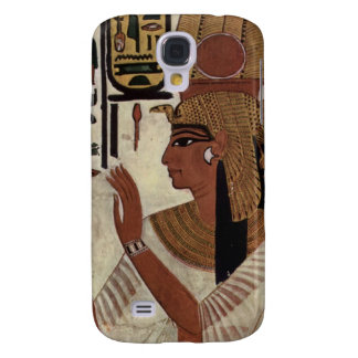 Alte ägyptische Königin [Nefertari] Galaxy S4 Hülle