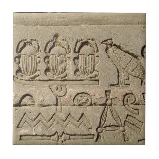 Alte ägyptische Symbole Keramikfliese