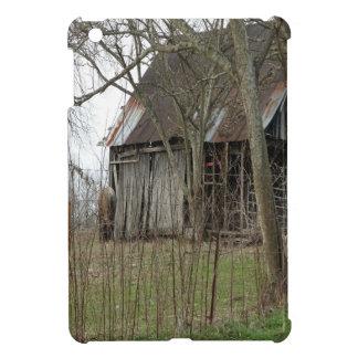 Alte antike Scheune iPad Mini Schale
