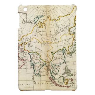 Alte Asien-Karte 1799 iPad Mini Hülle