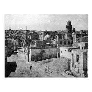 Alte Baku- - IcheriSheher Ansicht Postkarte