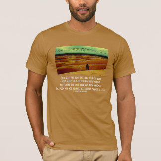 Alte Cree-Prophezeiung T-Shirt