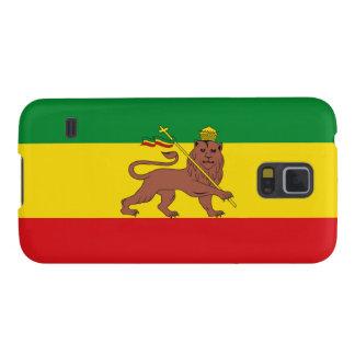 Alte Ehtiopian Flagge Hülle Fürs Galaxy S5