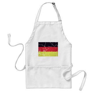 Alte Fahne Deutschland Schürze
