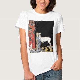 Alte französische Märchen: Bonne-Biche T-shirt
