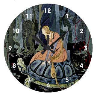 Alte französische Märchen: Durch den Wald Wanduhren