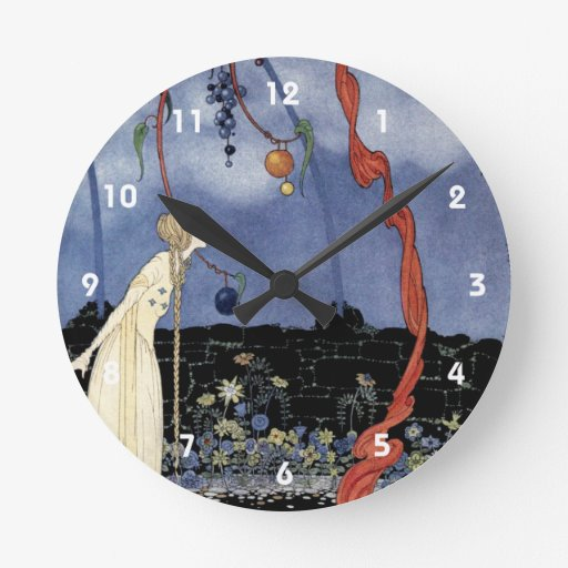 Alte französische Märchen: Ein Baum der erstaunlic Uhr