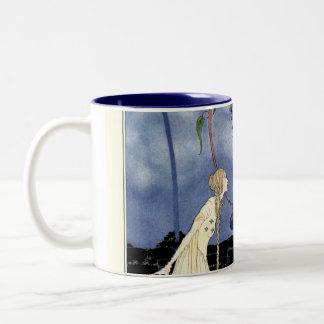 Alte französische Märchen: Ein Baum der Zweifarbige Tasse