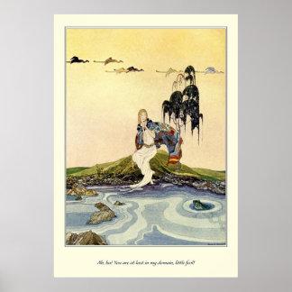 Alte französische Märchen: In meinem Gebiet Posterdrucke