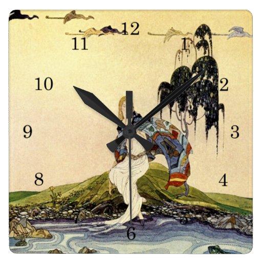 Alte französische Märchen: In meinem Gebiet Uhren