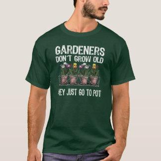 Alte Gärtner T-Shirt