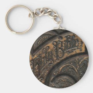 Alte heilige Bibel Schlüsselanhänger