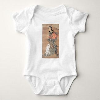 Alte japanische Malerei T Shirts