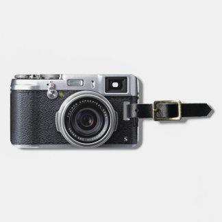 alte Kamera Gepäckanhänger
