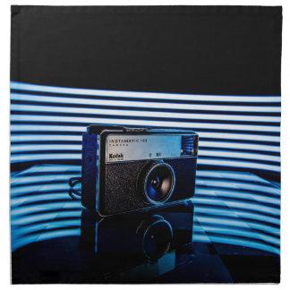 Alte Kamera: Moderne Beleuchtung Serviette