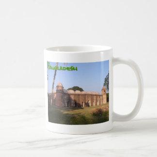 Alte Moschee Bangladesch Kaffeetasse