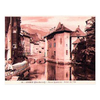Alte Postkarte - Annecy, Haute Savoie