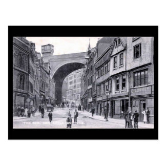Alte Postkarte - Newcastle upon Tyne