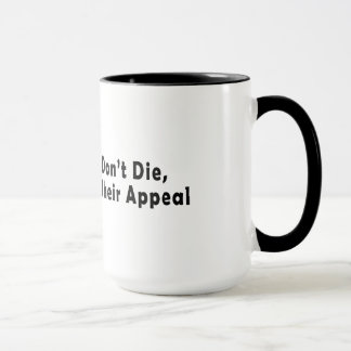 Alte Rechtsanwälte tun nicht die, sie verlieren Tasse