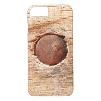 Alte rostige Nagel iPhone Hülse iPhone 8/7 Hülle